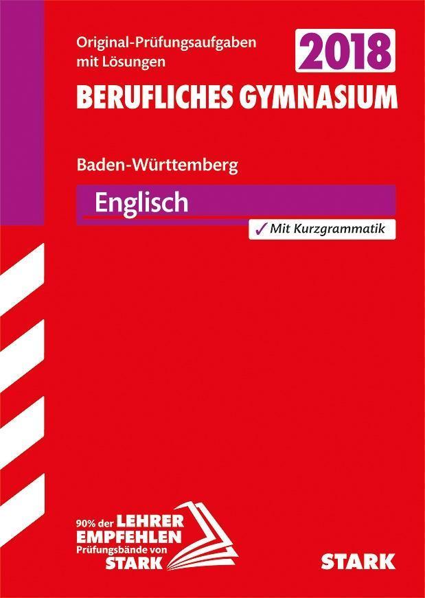 Abitur 2018 - Berufliches Gymnasium Baden-Württ...