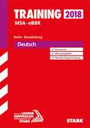 Training Mittlerer Schulabschluss Berlin/Brandenburg 2018 - Deutsch