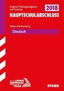 Abschlussprüfung Hauptschule Baden-Württemberg 2018 - Deutsch