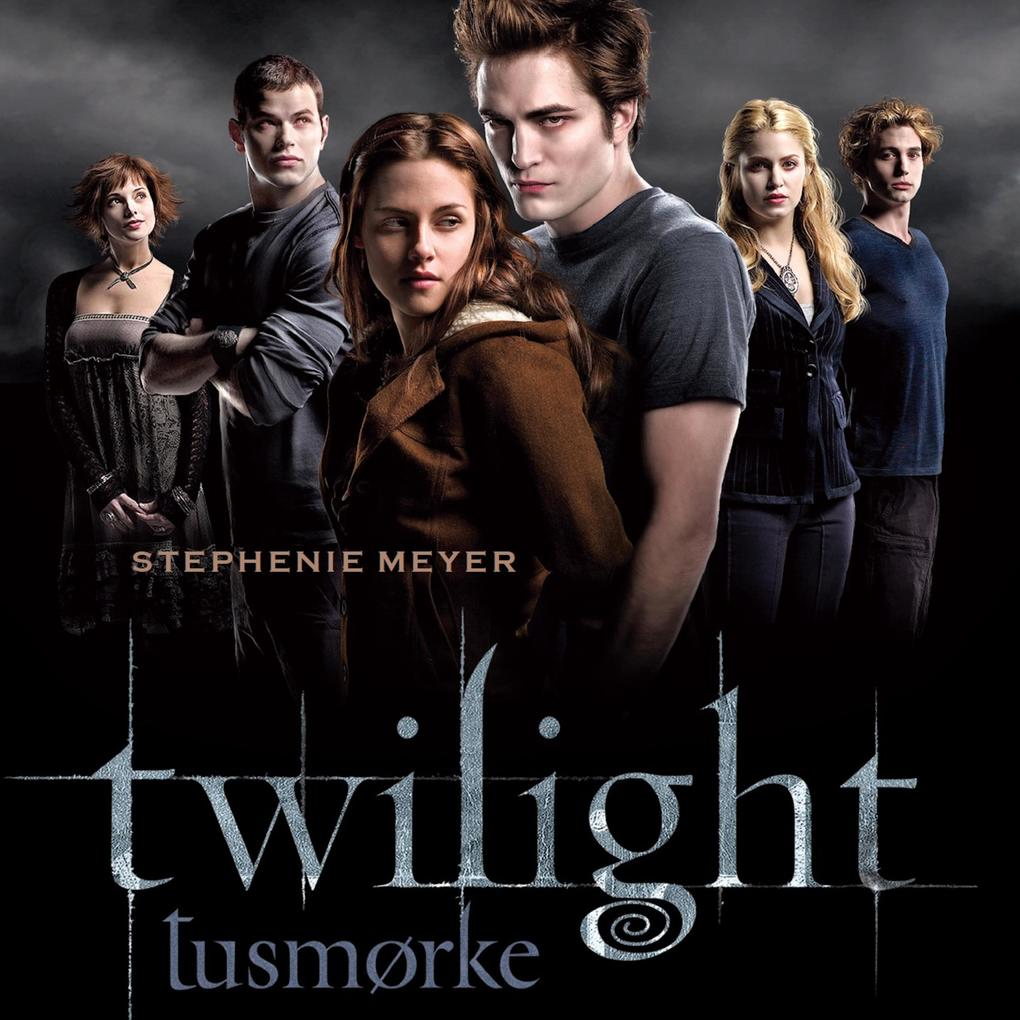 Twilight - Tusmørke (uforkortet) als Hörbuch Download