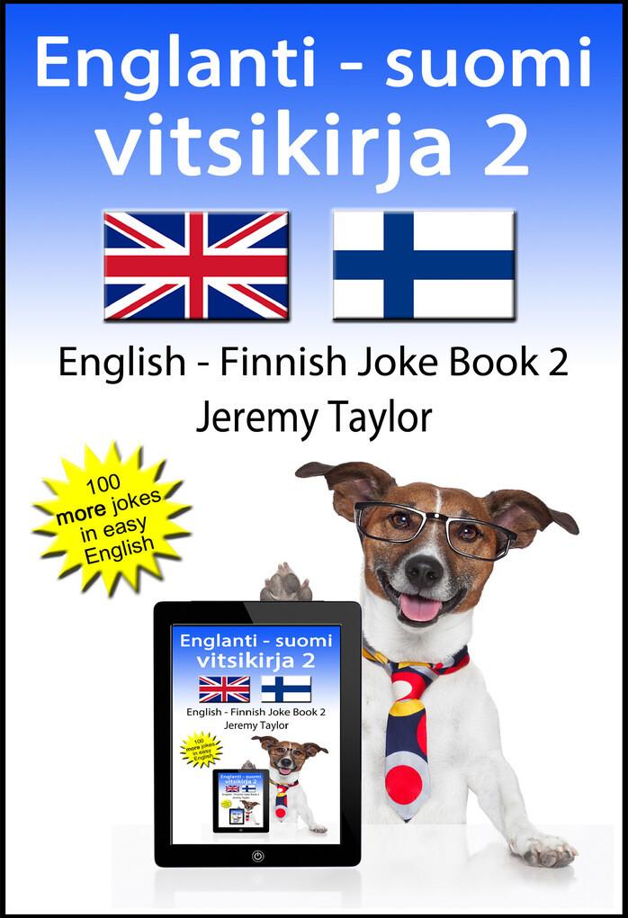 Englanti - Suomi Vitsikirja 2 (English Finnish ...