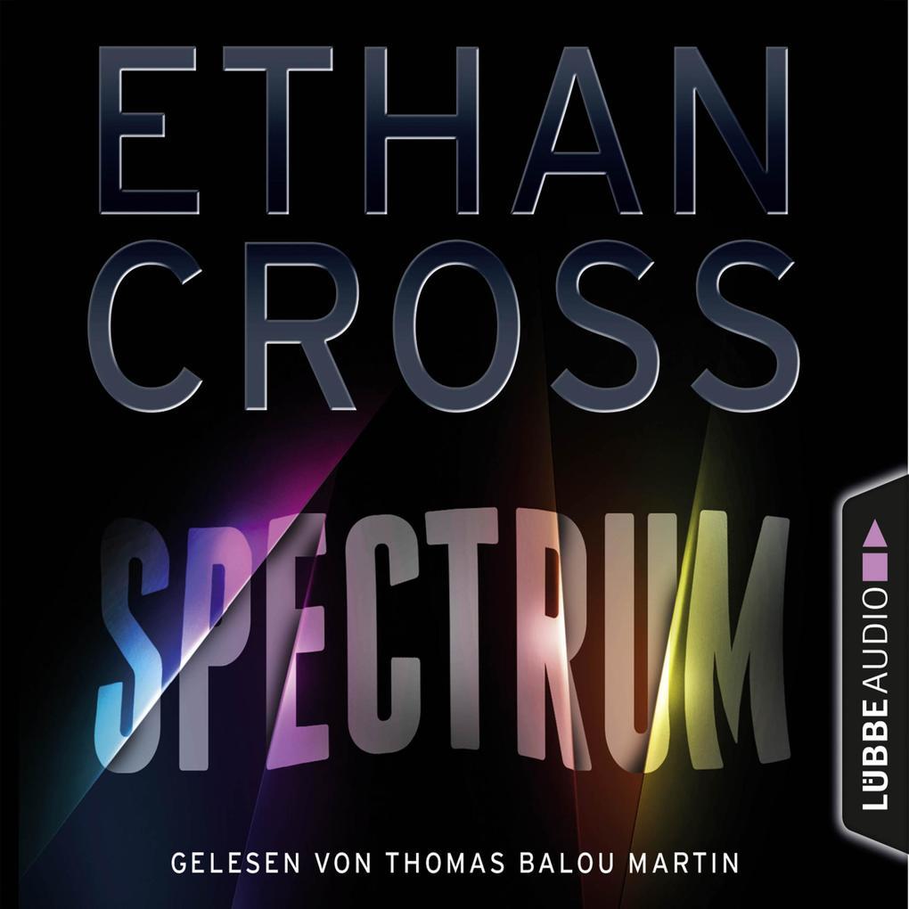 Spectrum (Gekürzt) als Hörbuch Download