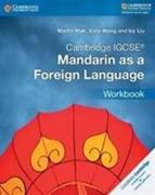 Cambridge IGCSE (R) Mandarin as a Foreign Language Workbook