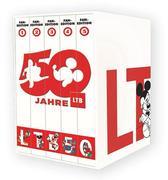 Lustiges Taschenbuch 50 Jahre LTB - Box