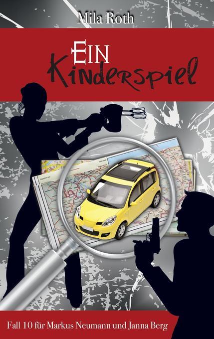 Ein Kinderspiel als Buch