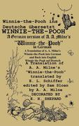 Winnie-The-Pooh in German a Translation of A. A. Milne's Winnie-The-Pooh Into German and Back Into English