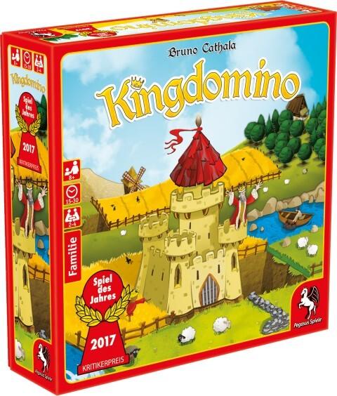 Kingdomino (Neuauflage) als sonstige Artikel