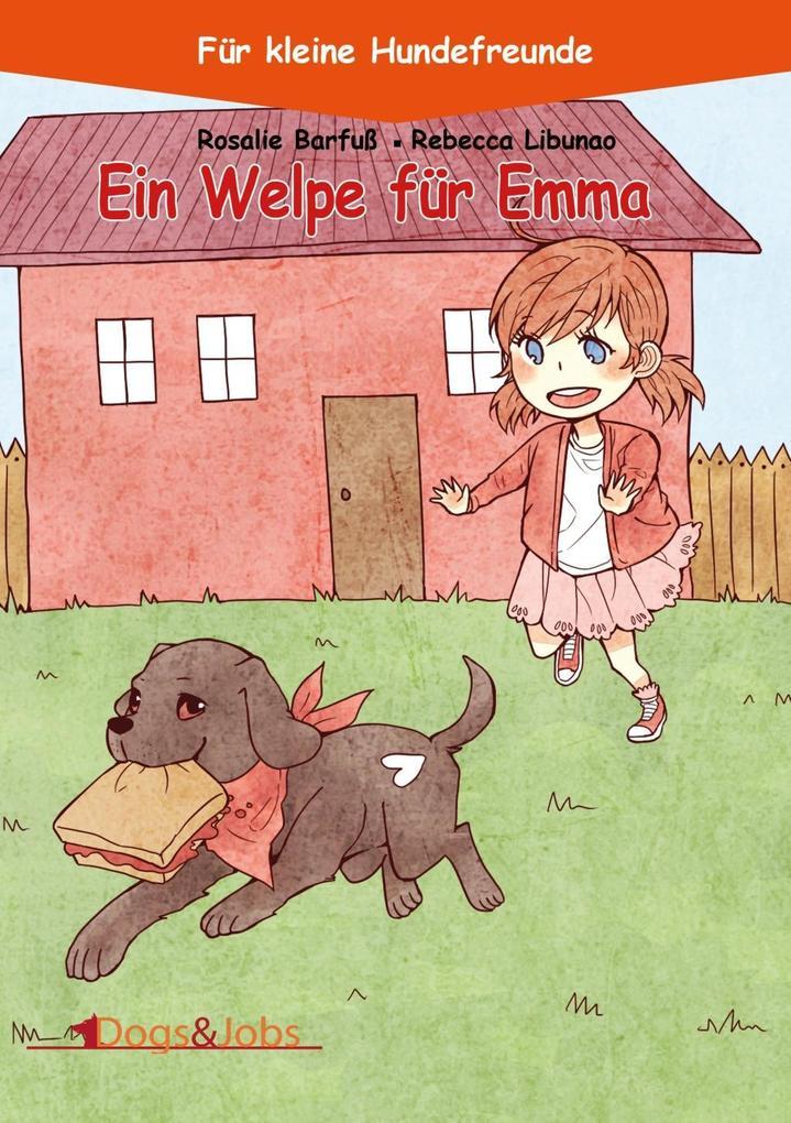 Ein Welpe für Emma als Buch
