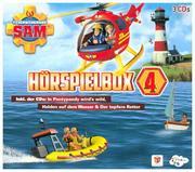 Feuerwehrmann Sam - Hörspielbox 4
