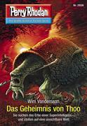 Perry Rhodan 2936: Das Geheimnis von Thoo (Heftroman)