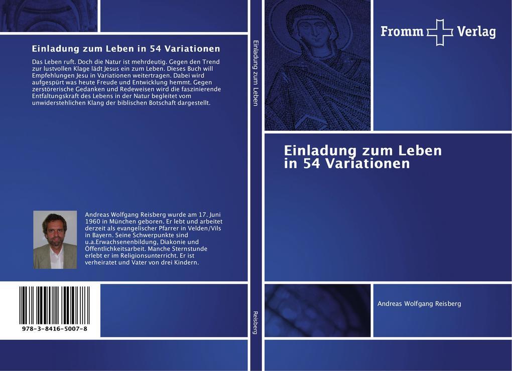 Einladung zum Leben in 54 Variationen als Buch ...