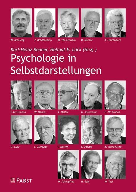 Psychologie in Selbstdarstellungen als Buch von