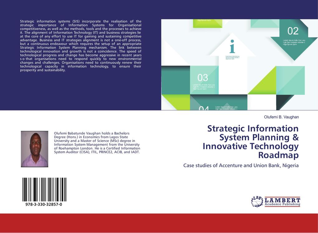 Strategic Information System Planning & Innovat...