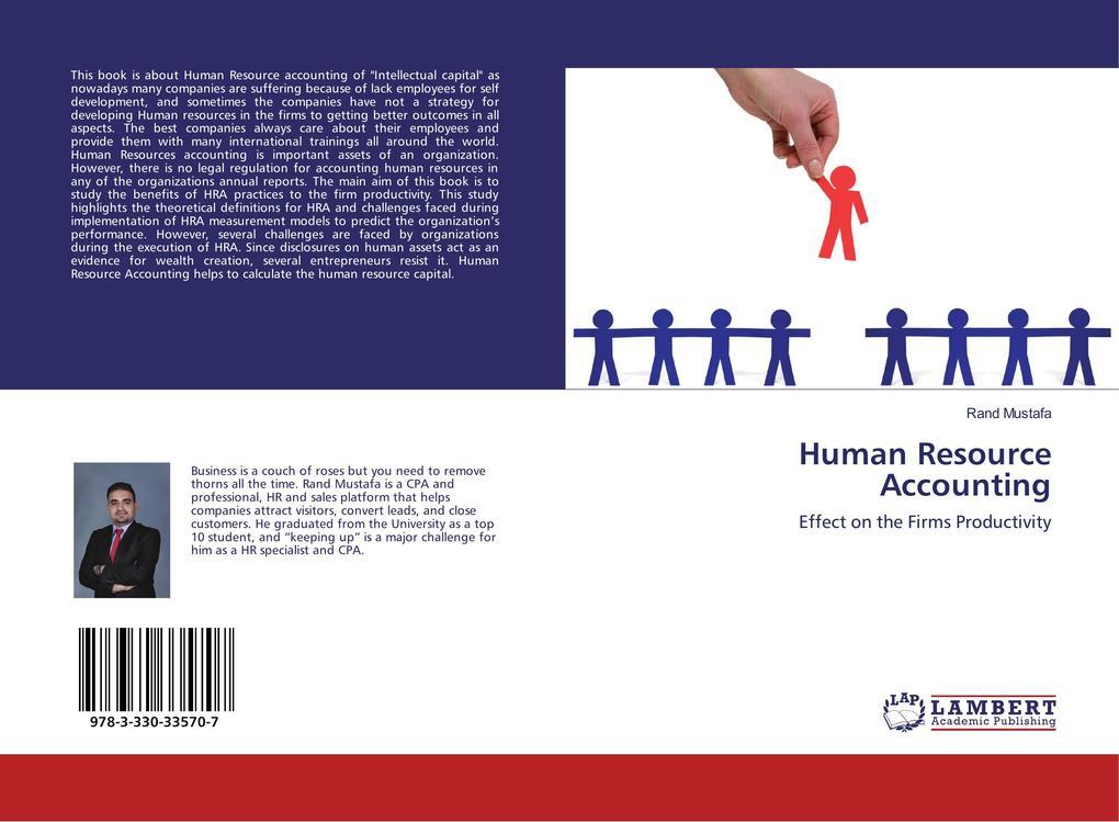 Human Resource Accounting als Buch von Rand Mus...