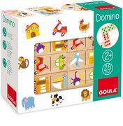 Goula Domino Fahrzeuge 28-teilig