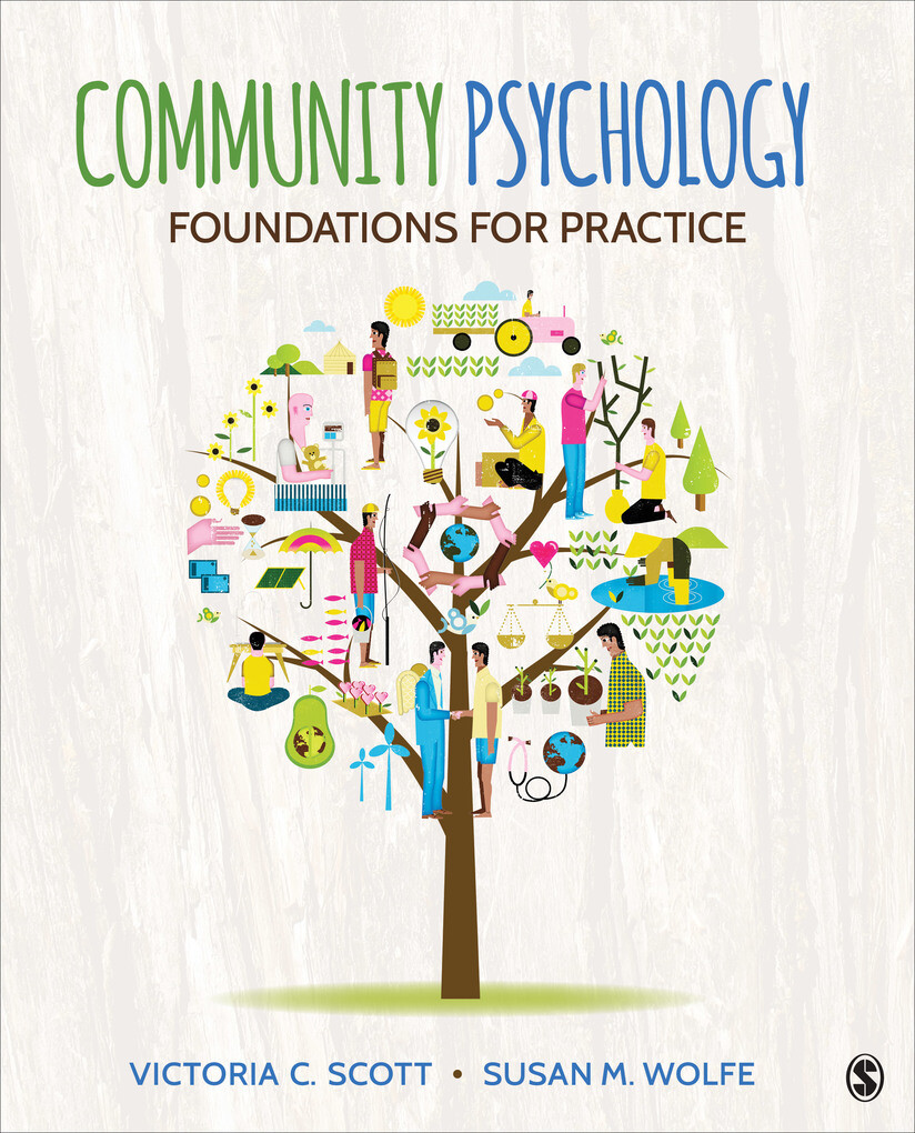 Community Psychology als eBook Download von
