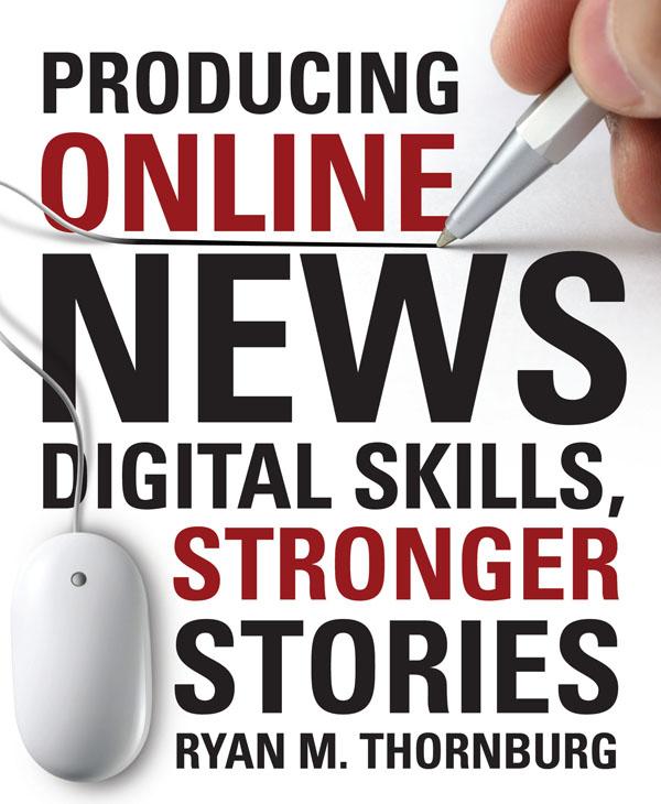 Producing Online News als eBook Download von Ry...