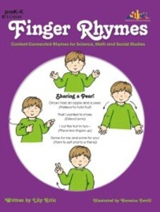 Finger Rhymes als eBook Download von Lily Erlic