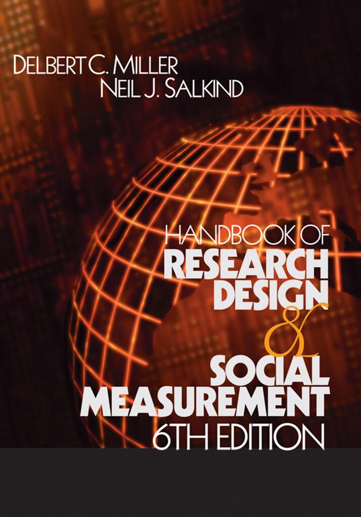 Handbook of Research Design and Social Measurem...