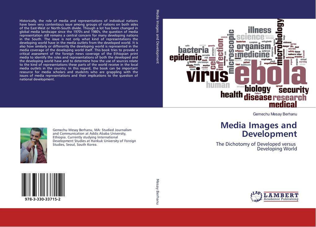 Media Images and Development als Buch von Gemec...