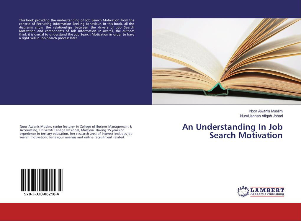 An Understanding In Job Search Motivation als B...