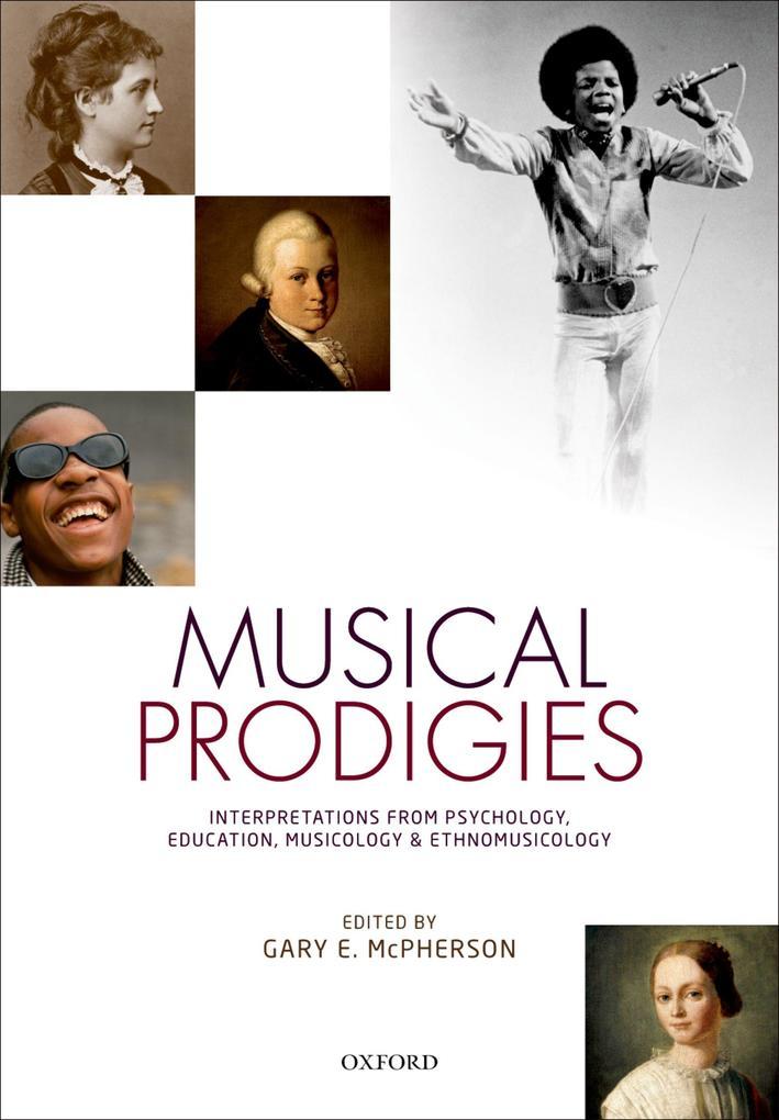 Musical Prodigies als eBook Download von