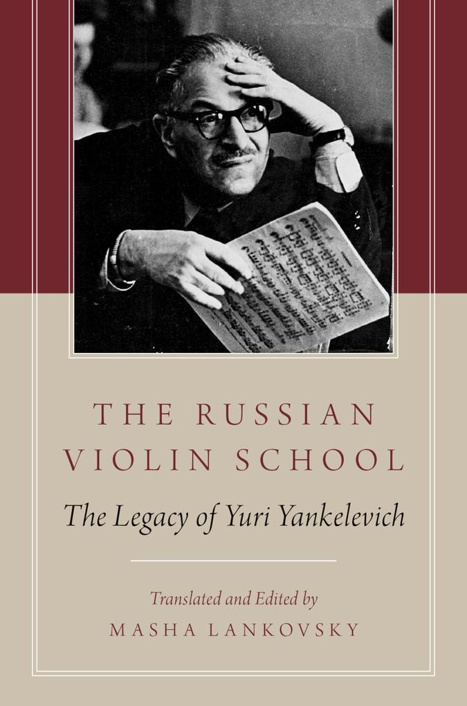 Russian Violin School als eBook Download von
