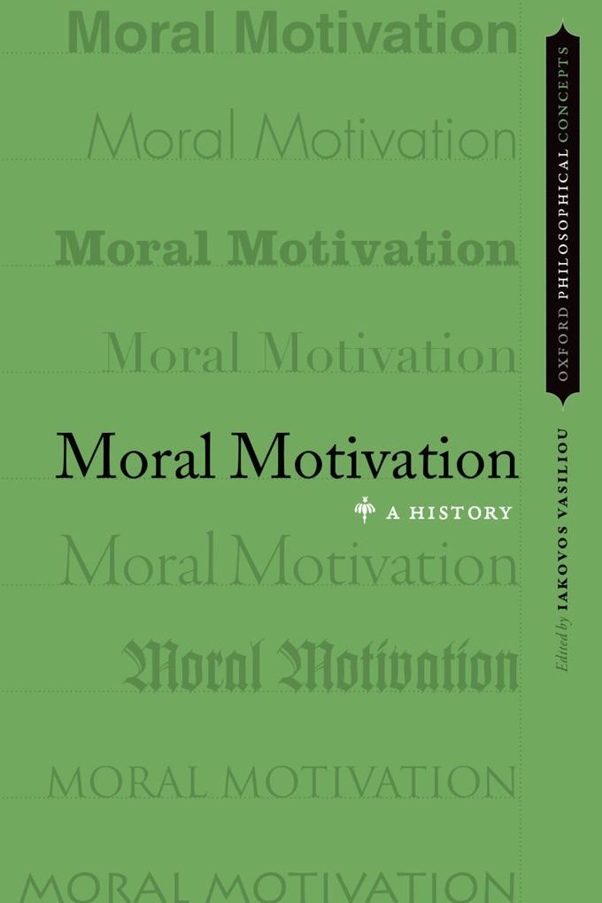 Moral Motivation als eBook Download von