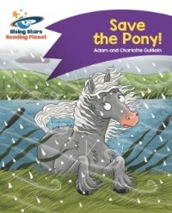 Reading Planet - Save the Pony! - Purple als eB...