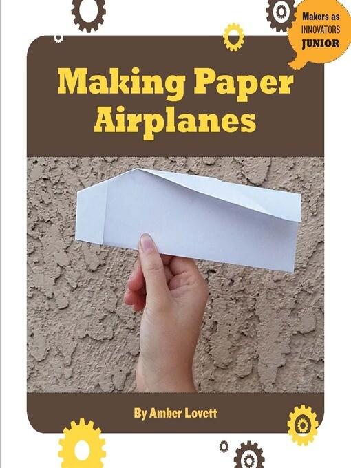 Making Paper Airplanes als eBook Download von A...
