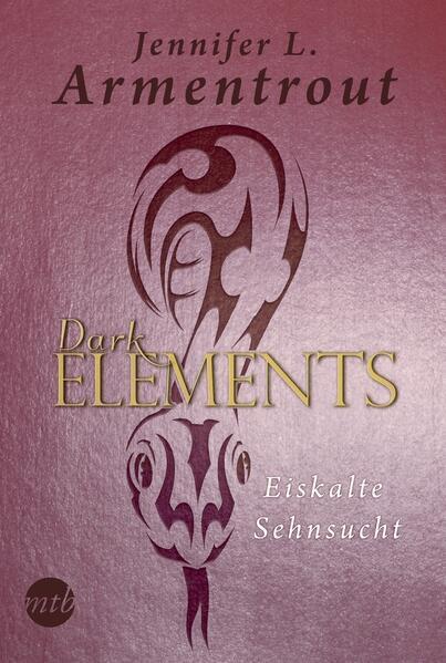 Dark Elements 02 - Eiskalte Sehnsucht als Buch