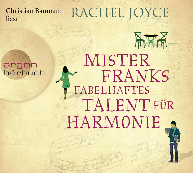 Mister Franks fabelhaftes Talent für Harmonie als Hörbuch