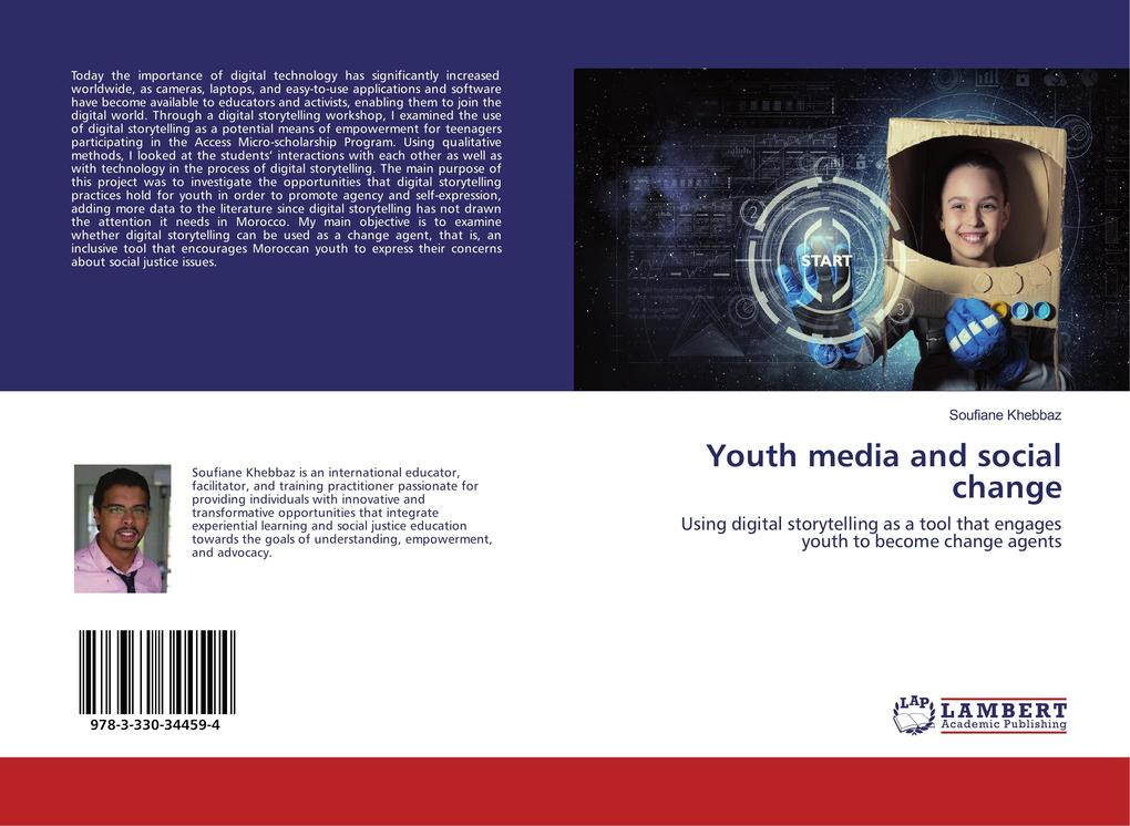 Youth media and social change als Buch von Souf...