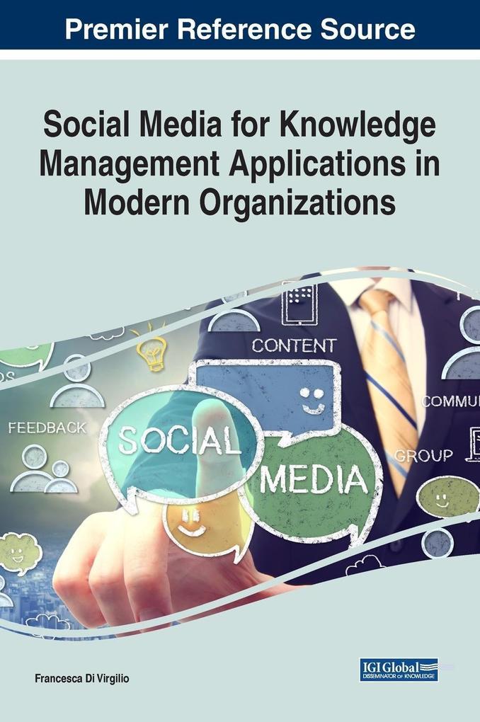 Social Media for Knowledge Management Applicati...
