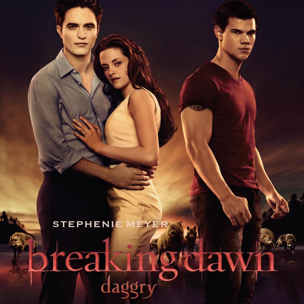 Daggry - Twilight 4 (uforkortet) als Hörbuch Download