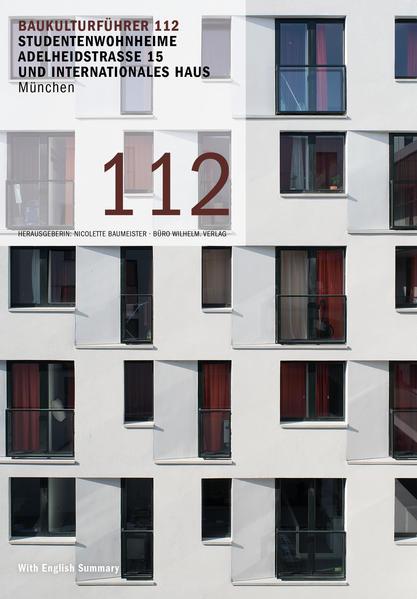 Baukulturführer 112 Studentenwohnheime Adelheid...