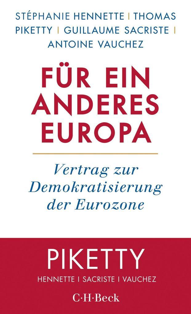 Für ein anderes Europa als eBook epub