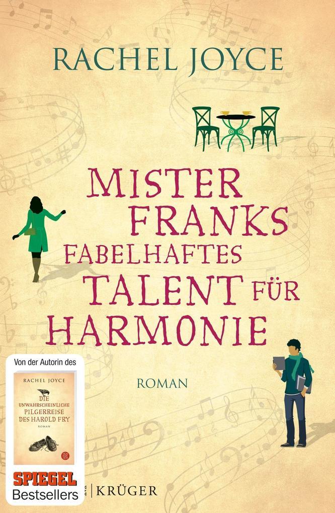 Mister Franks fabelhaftes Talent für Harmonie als Buch
