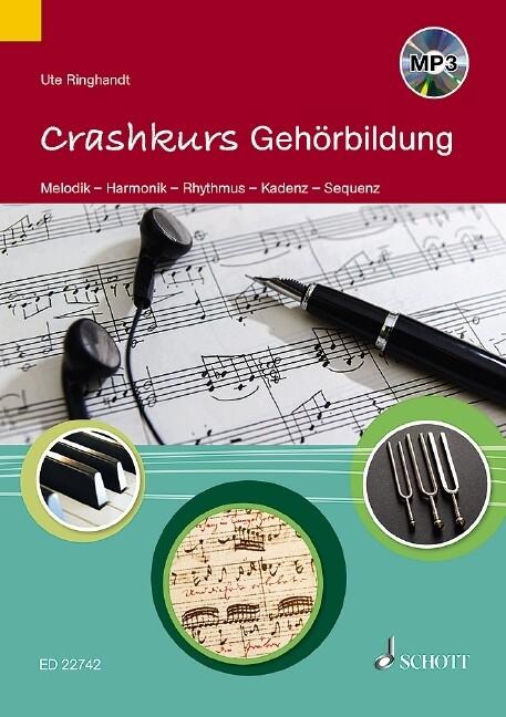 Crashkurs Gehörbildung als Buch von Ute Ringhandt