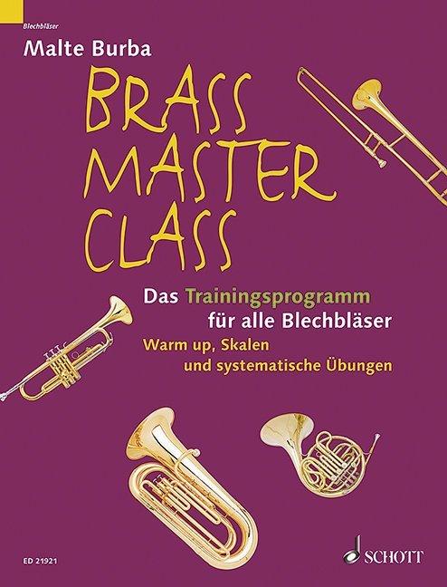 Brass Master Class als Buch von
