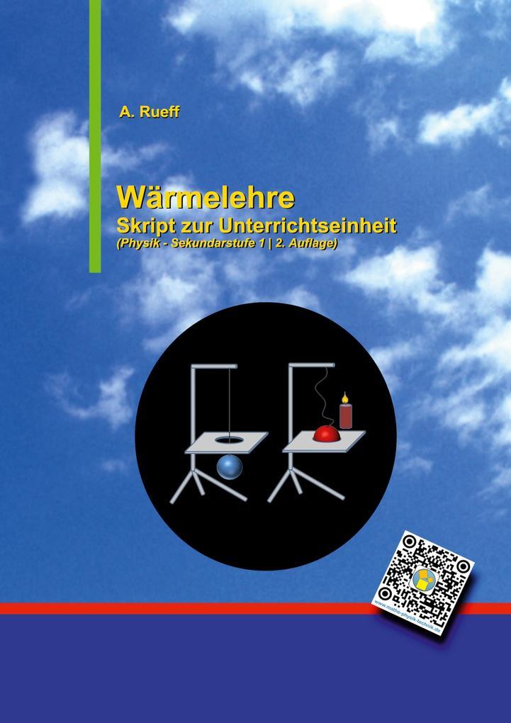 Wärmelehre als Buch von Andreas Rueff
