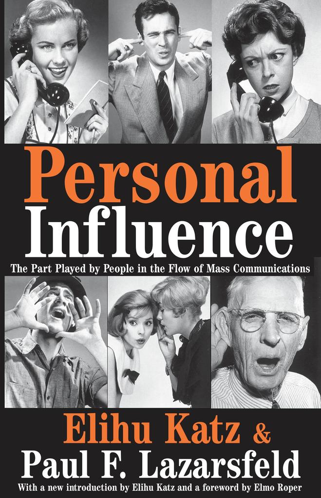 Personal Influence als eBook Download von Elihu...