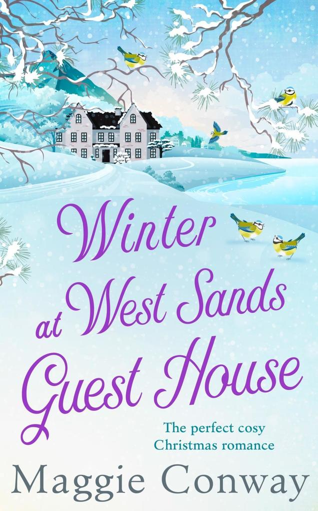 Winter at West Sands Guest House: A debut feel-...
