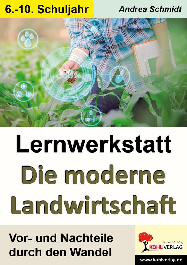 Lernwerkstatt Moderne Landwirtschaft als Buch v...