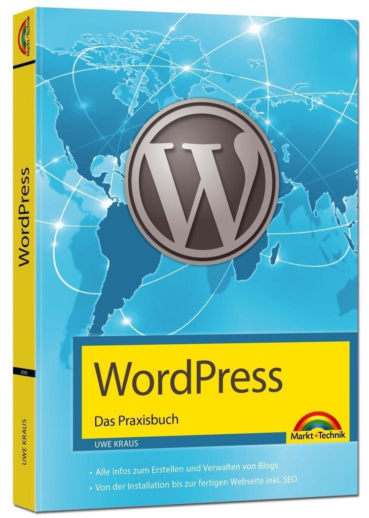 WordPress - Das Praxisbuch Schritt für Schritt ...