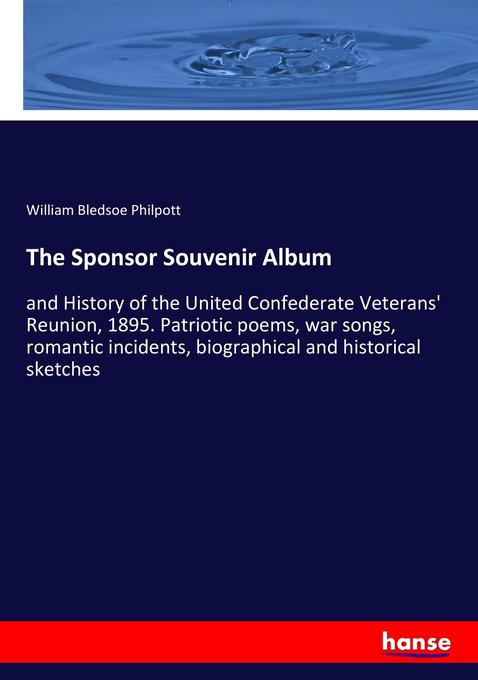 The Sponsor Souvenir Album als Buch von William...