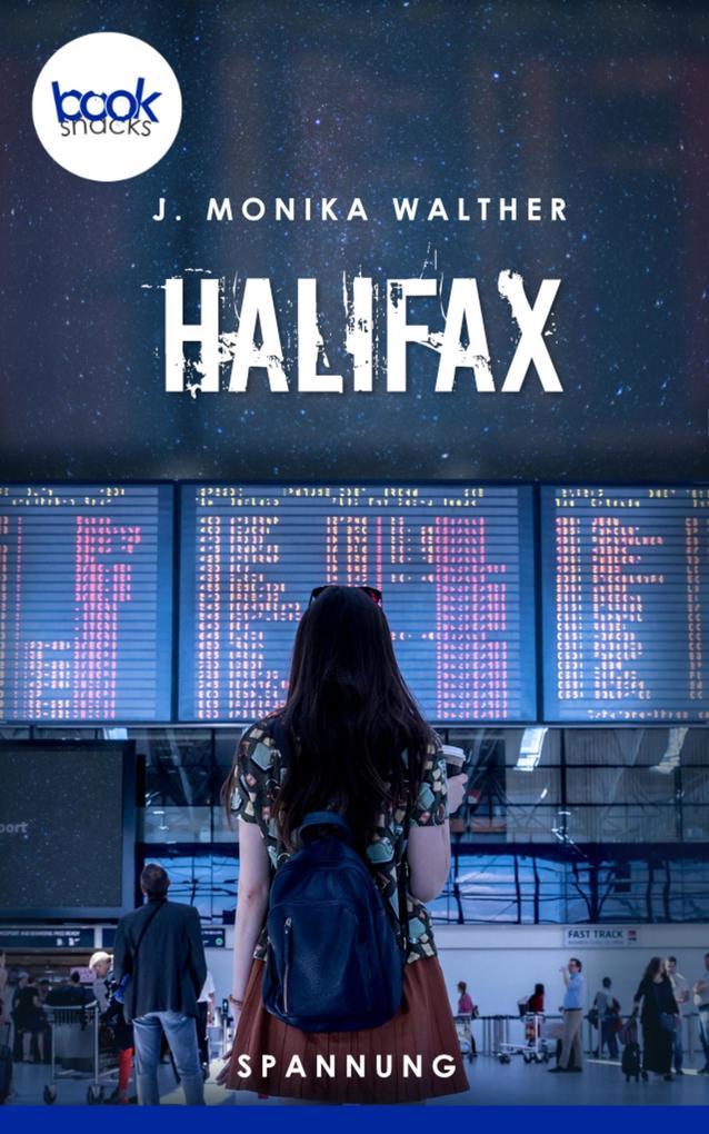 Halifax (Kurzgeschichte, Krimi) als eBook