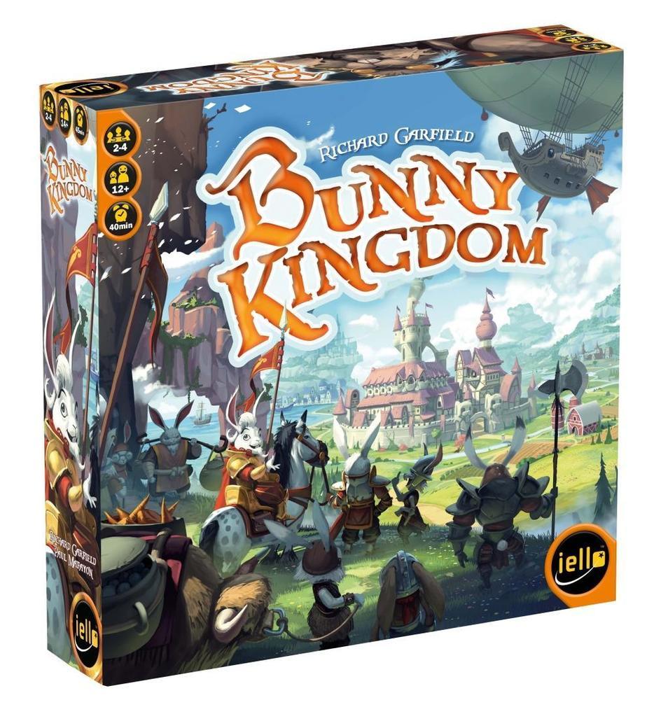 Bunny Kingdom als Spielwaren
