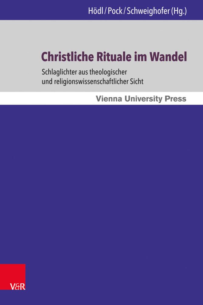 Christliche Rituale im Wandel als Buch von