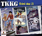 TKKG Krimi-Box 21 (Folgen 181, 182, 183)